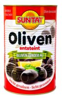 Black Olives seedles (121-140) 3x5kg