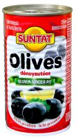 Bl. Olives without pit light 24x150g can