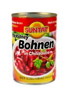 Rote Kidneybohnen-Chilisauce 12x425ml Do.