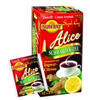 Alice Tea bag Ginger-Lemon 24x(25x1,75g)