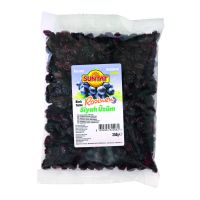 Black raisins 20x350g