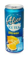 Alice Ice Tea Lemon 24x330ml