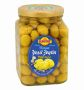 Premium Cracked Green Olives 6x1500g