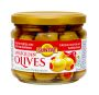 Gr. Olives w. Paprika 12x300ml