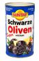 Black Olives w.pit super 6x1275ml-800g tin