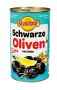 Black Olives w. pit extra 6x1275ml-800g